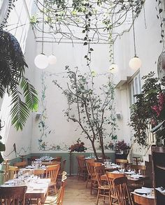 Must visit this gorgeous indoor-outdoor restaurant!
