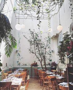 Must visit this gorgeous indoor-outdoor restaurant!