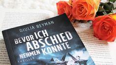 """Eli`s Bücherecke: Rezension zu """"Bevor ich Abschied nehmen konnte"""""""