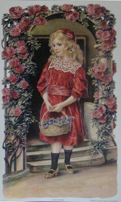 May Flowers    PR-537-Girl-in-Red-6.jpg (600×1003)