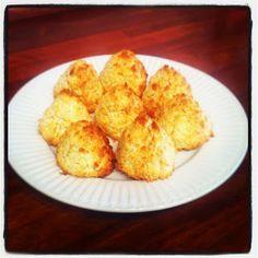 God mad og søde sager: Kokostoppe - sukkerfri