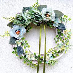 Summer Wreath, Floral Wreath, Wreaths, Decor, Floral Crown, Decoration, Door Wreaths, Deco Mesh Wreaths, Decorating