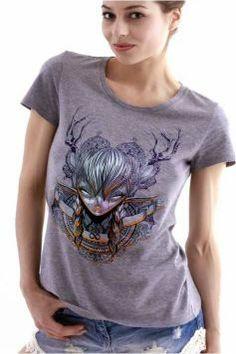 #sekizcom #woman #girl #tshirt #shopping #gri #tasarim #design #baski #fashion #clothing #sweatshirt #uzunkollu #tiger #gri