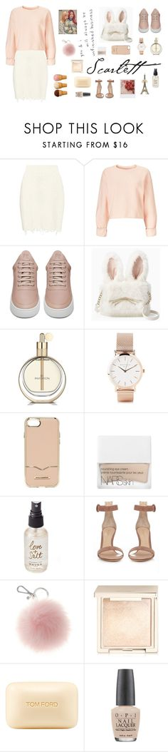 """""""Без названия #923"""" by m-gorodetskaya ❤ liked on Polyvore featuring Yeezy by Kanye West, Miss Selfridge, Filling Pieces, Kate Spade, ROSEFIELD, Rebecca Minkoff, NARS Cosmetics, Olivine, Gianvito Rossi and Jouer"""
