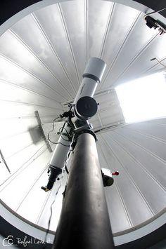 Telescopio solar UCR