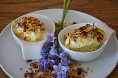 Food and More - Rezeptra: Blütenbutter