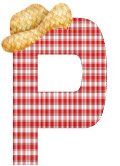 CH.B *✿* Backyard Picnic, Font Art, Different Fonts, Farm Party, Alphabet And Numbers, New Theme, Plaid Pattern, 50th Birthday, Baby Boy Shower