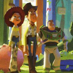 pixar color script - Google Search                                                                                                                                                                                 More