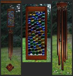I love the sounds that wind chimes make