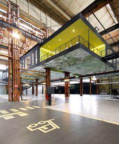 industrieel buitenruimte - Google zoeken
