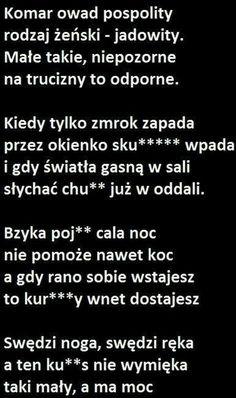 Very Funny Memes, Love Memes, Wtf Funny, Best Memes, Polish Memes, Weekend Humor, Funny Mems, Funny Stories, Sentences