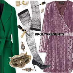 #PolyPresents: Party Dresses by ladysnape on Polyvore featuring мода, House of Holland, Alexander Wang, Alexander McQueen, Christian Louboutin, contestentry and polyPresents