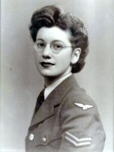 Joan Clarke Murray codebreaker at Bletchley Park during World War II, became deputy head of Hut 8 in 1944. Code breaking was almost exclusively done by men during the war. Clarke was paid less than the men and felt that she was prevented from progressing further because of her gender. She was a English cryptanalyst and numismatist ~