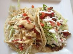 Mexican Chain Restaurant Recipes: El Ranchero Baja Fish Tacos