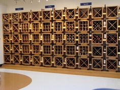 Wine Store and Work of Art