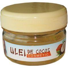 Ulei de cocos, 50 ml+10ml GRATIS