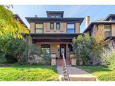 11 best denver square images types of houses denver bungalows rh pinterest com