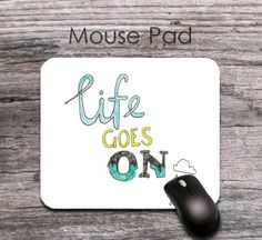 custom yes 2016 new year wishes mouse pad - custom 2016 new year wishes mouse mat - office decor