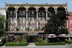 The Adelphi Hotel, Saratoga Springs, NY