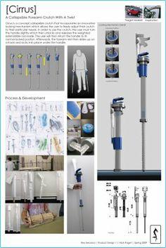 Industrial Design Presentation Boards