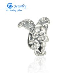 Genuine 925 Sterling Silver Halloween Brand Charm For Boy Toys Gift Beads Fits 925 Bracelet & Necklace GW  Jewelry T169H30