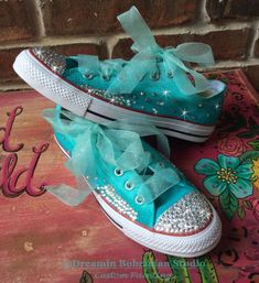 3609683b2318 Wedding Custom Converse Low Top Shoes