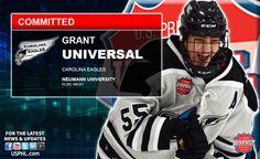 Carolina Eagles A-Cap, Grant Universal Makes NCAA Commitment