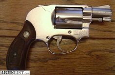 smith & Wesson model 49 - I'd love to have one of these in the hard chrome. Smith & Wesson Bodyguard, Smith And Wesson Revolvers, Smith N Wesson, Detective Movies, Rifle, Colt Python, Springfield Missouri, Black Labs, 2nd Amendment
