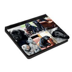 Montage - Faux Leather Ipad Case