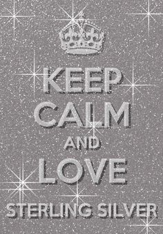 ☀ Keep Calm & Always Love Silpada #Sterling #Silver #Jewelry !! ☀