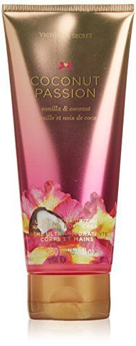 Victoria's Secret Vs Fantasies Cocnut Passion Crème pour Main/Corps 200 ml: Tweet Victoria's Secret Pour Femme
