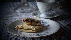 Hardinglefser med smørkrem | Ida Maries mat Dere, Pancakes, French Toast, Breakfast, Tips, Food, Morning Coffee, Essen, Pancake
