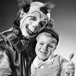 Cultura Colectiva presenta las fotos vintage más terroríficas de payasos.