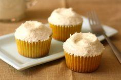 Hummingbird Bakery Coconut and Pineapple Cupcakes