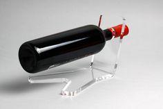 Material: PMMA App.: Wine Holder #HoldYourWine #HoldOnImComing