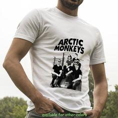 arctic monkey rock band shirt, Arctic Monkeys Shirt for Men T-Shirt, Women T-Shirt, Unisex T-Shirt - TeesCase