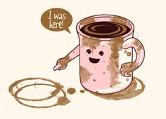 #Coffee was here!