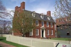 Federal Architecture | Architectural Highlights of Boston's North Shore by John V. Goff from ...