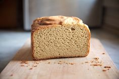 3-Hour Gluten and Dairy Free Bread in the Bread Machine - Jovial Foods, Inc.