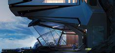 Habitation Facility on Behance