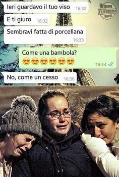 145 Immagini e stati divertenti per Whatsapp Funny Images, Funny Pictures, Funny Chat, Italian Memes, Dont Forget To Smile, College Humor, Really Funny, Funny Moments, Laugh Out Loud