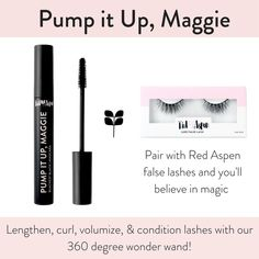 865f20c9031 Red Aspen's newest product - mascara! Lengthen, curl, volumize and  condition your lashes