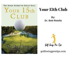 Positive thinking is an incredibly powerful tool and it can change the way a player approaches the game. Knowing how to focus on the challenge at hand and understanding your own talent are crucial parts of becoming a confident golfer. Shop now! Golf Books, Pro Tip, Golfers, Golf Tips, To Focus, Golf Ball, Understanding Yourself, Confident, How To Become