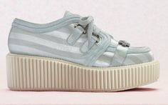 Chanel Cruise 2013  Creepers