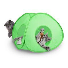 Pet Zone Teaser Cat Teepee