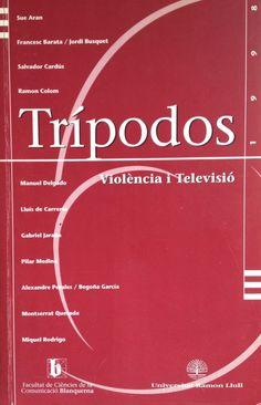 Revista Trípodos, 6, Facultat de Comunicació Blanquerna, Universitat Ramon Llull, 1998