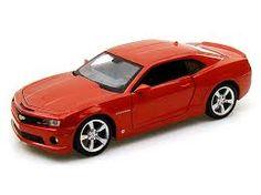 Maisto Special Edition - 2010 Chevrolet Camaro Ss RS Model Car 1:24 - Red (31207)  Manufacturer: Maisto Enarxis Code: 018042 #toys #Maisto #miniature #cars #Chevrolet #Camaro
