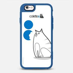 Chloe in Secret Life of Pets - Casetify x Colette | Cat's out of bags! >>> https://www.casetify.com/product/colette-chloe-in-secret-life-of-pets/iphone6s/new-standard-case#/177605 | @casetify