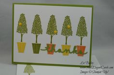 Vertical Greetings - Greetings thinlits - CAS - My Elegant Cards - Liz Bailey - Independent Stampin' Up! Demonstrator