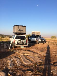 Camping at Rabbit ears. Loving the roof top tent Top Tents, Roof Top Tent, Retractable Awning, Rabbit Ears, Home And Away, Rooftop, Monument Valley, Truck, Around The Worlds